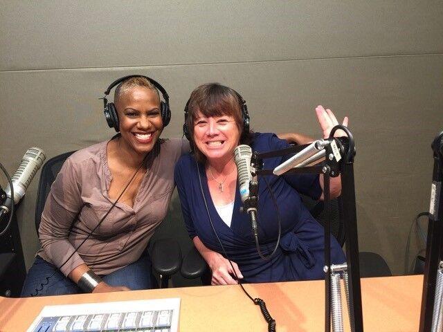 Hazel Glasper on Radio 1 talking about Teach Me Dental