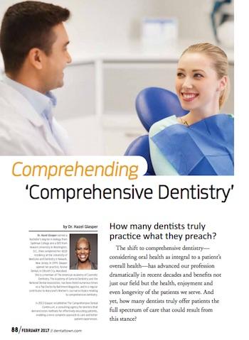 hazel-glasper-DentalTown-article